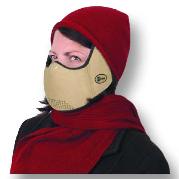 Camel AirGuard Medical CT Cold Air Face Mask