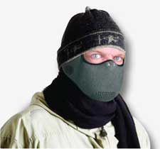 AirGuard Medical CT Cold Weather Winter Face Mask