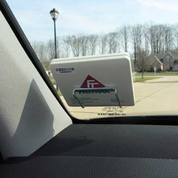 JL Safety EZ Pass-Port Toll Pass Holder