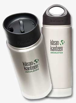 Klean Kans Stainless Steel Bottles Don T Retain Smells Make Cleaning Coffee Mugs A Snap