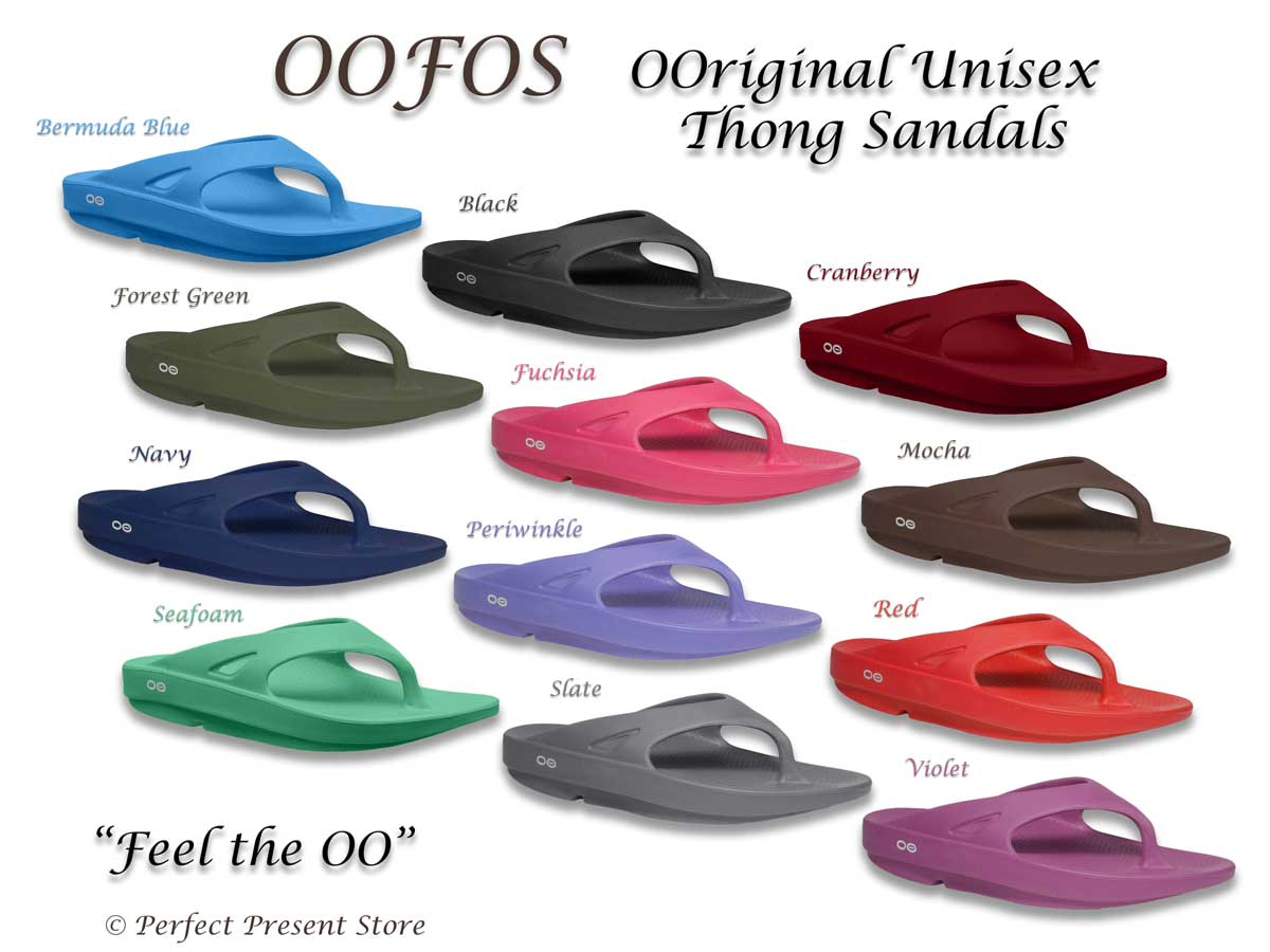 7e17d4271 OOFOS OOriginal Sandal Periwinkle Sandals Designed to soothe and